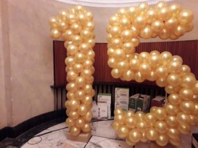 Balon z helem 15