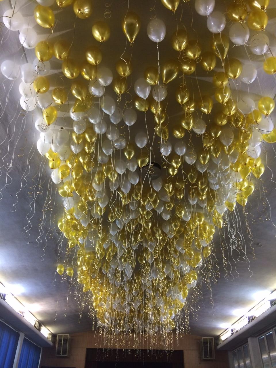 balony z helem dla gimnazjum