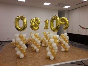 Balony cyfry